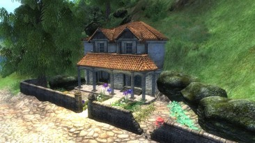 "TES 4: Oblivion ""Sarahs Sunken дом 1.0"""