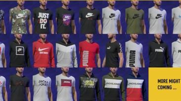 """FIFA 21 """"Одежда реальных брендов для тренера"""""""