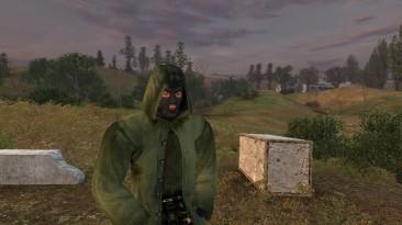 "S.T.A.L.K.E.R.: Shadow of Chernobyl ""Бандит в зелёном плаще"""