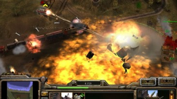 "Command & Conquer Generals: Zero Hour ""Карта - Super Units Mission"""
