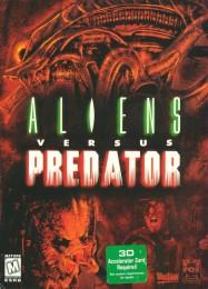 Обложка игры Aliens Versus Predator (1999)