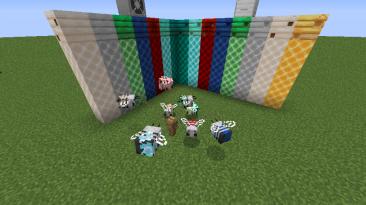 """Minecraft """"BeeSourceful [1.15.2]"""""""