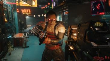 Новые скриншоты Cyberpunk 2077 демонстрируют персонажей и врагов