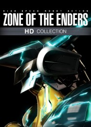 Обложка игры Zone of the Enders HD Collection