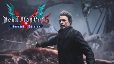 Devil May Cry 5: Special Edition загружается за четыре секунды на PS5, 22 секунды на PS4