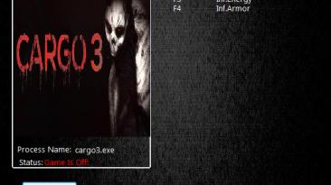 Cargo 3: Трейнер/Trainer (+3) [1.04: 32 Bit] {MrAntiFun}
