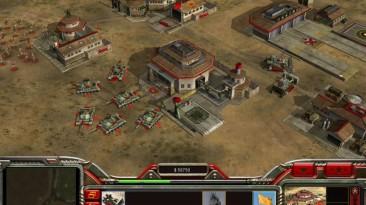 "Command & Conquer Generals: Zero Hour ""Карта - Conflict Zone"""
