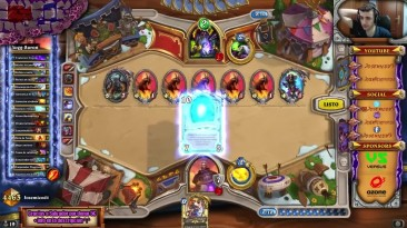 Epic Hearthstone Plays