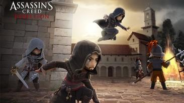 Оценки Assassin's Creed: Rebellion