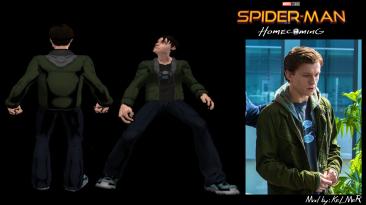 """Ultimate Spider-Man """"Питер Паркер из Человек-паук: Возвращение домой"""""""