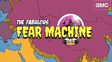 AMC и Shudder представили новую повествовательную стратегическую игру The Fabulous Fear Machine