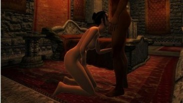"TES 4 Oblivion ""Секс в Сиродиле 2"""
