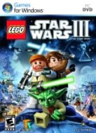 Обложка игры LEGO Star Wars 3: The Clone Wars