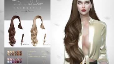 """The Sims 4 """"Пак женских волос"""""""