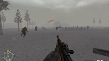 Call of Duty 2 'leningrad map'