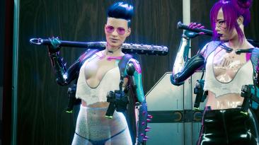 """Cyberpunk 2077 """"Кибер-руки Шельм"""""""