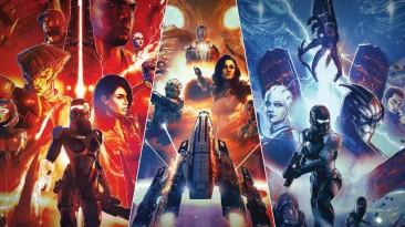 Mass Effect Legendary Edition украсил обложку нового выпуска журнала Game Informer