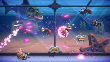 Bubsy: Paws on Fire! для Nintendo Switch был перенесен на лето 2019