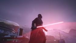 "Star Wars Jedi: Fallen Order ""Красный световой меч"""