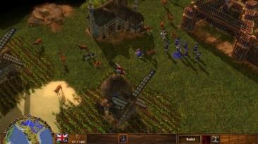 "Age Of Empires 3 ""Сценарий - Reflection Waters - Lagoon Resort"""