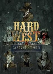 Обложка игры Hard West: Scars of Freedom