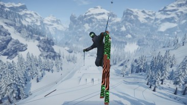 Авторы Crysis выпустили бесплатную игру про зимний спорт