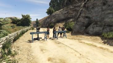 "Grand Theft Auto 5 ""Train Crash Map [BETA]"""
