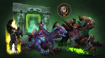 World of Warcraft: Подробности deluxe-издания Burning Crusade Classic