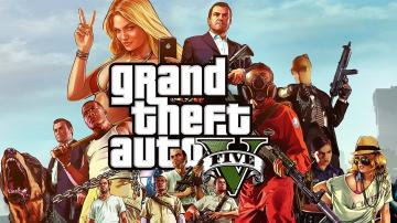 Grand Theft Auto V + Online - RSC-ключ
