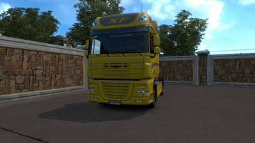 """Euro Truck Simulator 2 """"Звук для DAF XF 105 (1.39-1.40)"""""""
