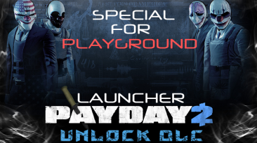 Payday 2: Launcher [0.1] {gilfa014}