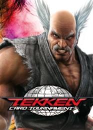 Обложка игры Tekken Card Tournament