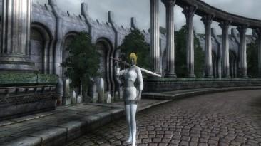 """TES 4: Oblivion """"UFF Лунная леди"""""""