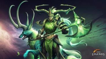Magic: Legends Рождение Призывателя