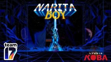 """Свежий трейлер экшн-адвенчуры """"Narita Boy"""""""
