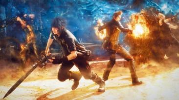 Для PC-версии Final Fantasy 15 специально разработаны материалы более высокого качества