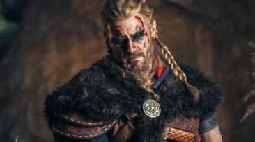 Великолепный косплей по не вышедшему Assassin's Creed Valhalla