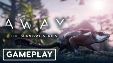 AWAY: The Survival Series выйдет в начале 2021 года на PS4 и ПК