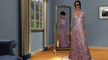 "The Sims 3 ""Вечернее платье"""