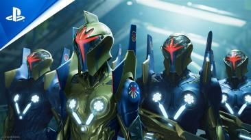 Новый кинематографический трейлер Marvel's Guardians of the Galaxy