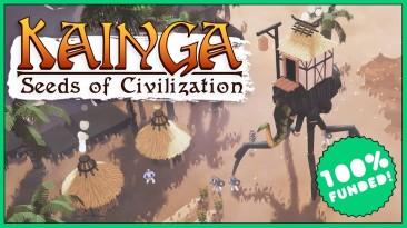 Kainga: Seeds of Civilization полностью профинансирована на Kickstarter