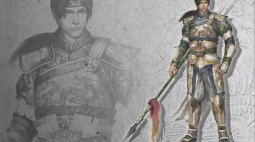 Ян Цзянь - новый боец в Warriors Orochi 4 Ultimate