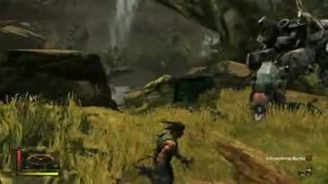 "Bionic Commando ""GDC 2008: Run n Gun Gameplay"""