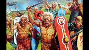 "Total War: Attila ""Vanilla Celts Remaster"""