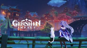 Красоты континента Ли Юэ в новом трейлере Genshin Impact