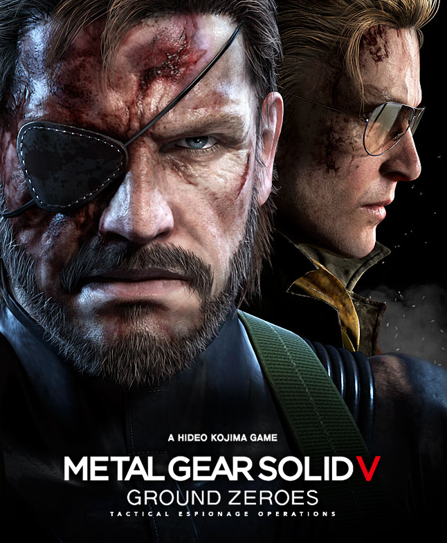 Metal Gear Solid V Кряк