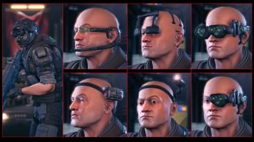 "XCOM 2 ""Футуричстичные шлема 2/Stenchfury Modular Helmets"""
