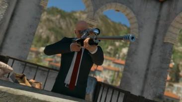 HITMAN Welcome to Sapienza - GMV