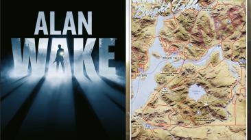 """Alan Wake """"Manual"""""""