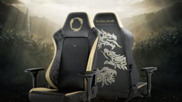 Noblechairs выпустила игровое кресло Elder Scrolls Online Special Edition